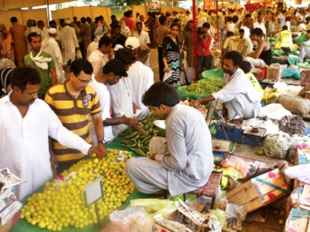 Officials directed  to ensure price  parity across Ramazan Bazaars.