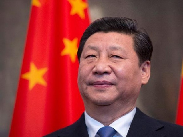 The Chinese President's visit has been postponed due to the current situation in Pakistan. PHOTO: AFP