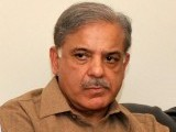 Punjab Chief Minister Shahbaz Sharif. PHOTO: APP