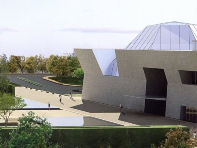 Bankrolled by Prince Aga Khan, facility will feature more than 1,000 artifacts including rare scriptures of Holy Quran. PHOTO: WWW.AGAKHANMUSEUM.ORG