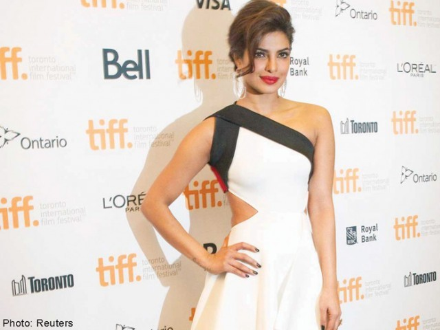According to Priyanka Chopra, Mary Kom resonates in part because of recent high-profile cases of sexual violence in India. PHOTO: FILE