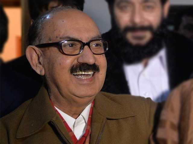 Special Assistant to Prime Minister on National Affairs Irfan Siddiqui. PHOTO: AFP