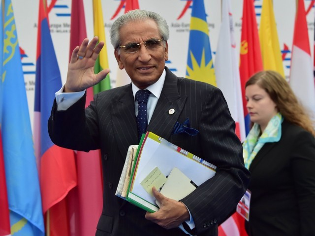 Tariq Fatemi. PHOTO: AFP
