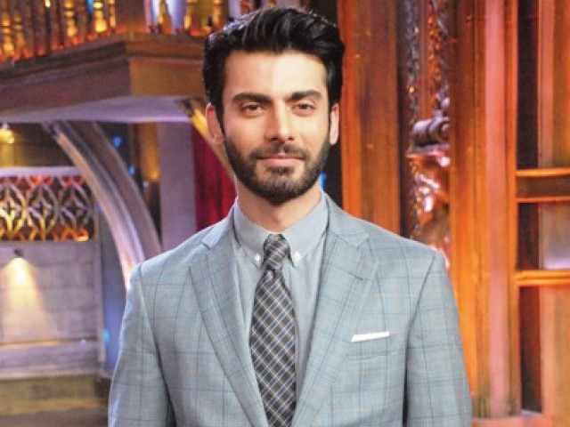 File photo of Fawad Khan