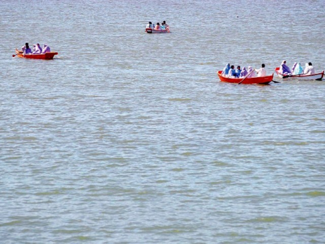 A file photo of Rawal Lake. PHOTO: APP