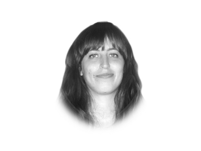 The writer is a Peshawar-based writer and contributing editor at OK! Pakistan