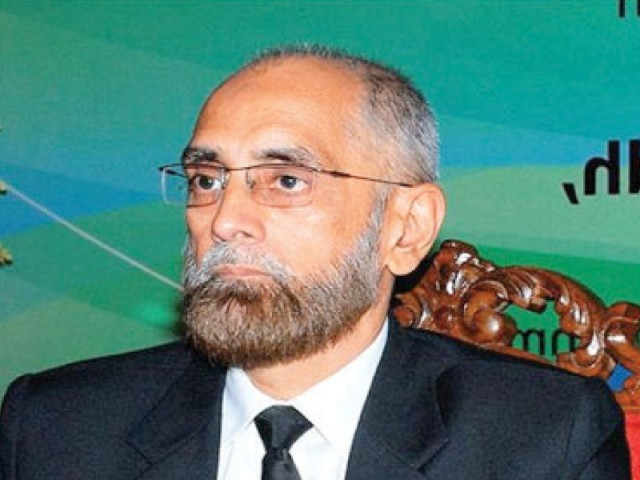Justice Jamali is the third consecutive interim chief of the top polls body in less than one year.  PHOTO: FILE
