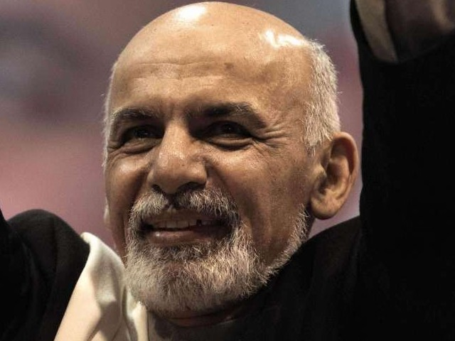 A file photo of Afghan President Dr Ashraf Ghani. PHOTO: REUTERS