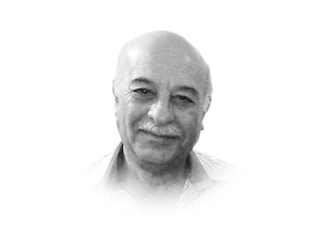 The writer is a columnist, a former major of the Pakistan Army and served as press secretary to Benazir Bhutto  kamran.shafi@tribune.com.pk