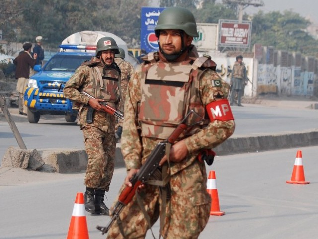 K-P Elementary and Secondary Education Department Deputy Director Abdul Shakoor Khan said heads of schools from every district will be summoned for a meeting after the winter vacations during which they will be guided on the new security plan for schools. PHOTO: REUTERS