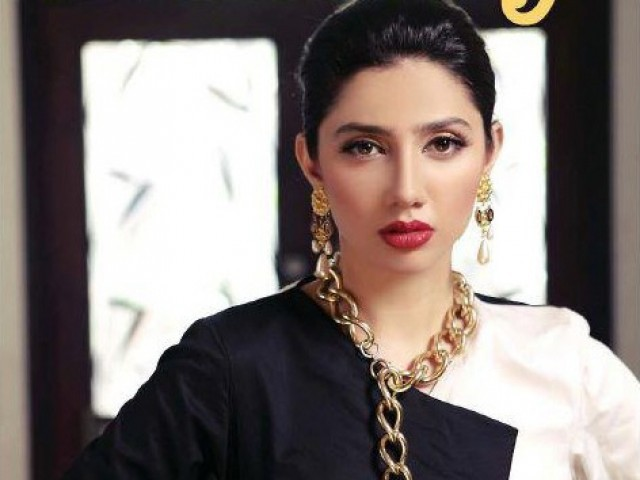 Mahira Khan. PHOTO: UMAIR ALI ANJUM