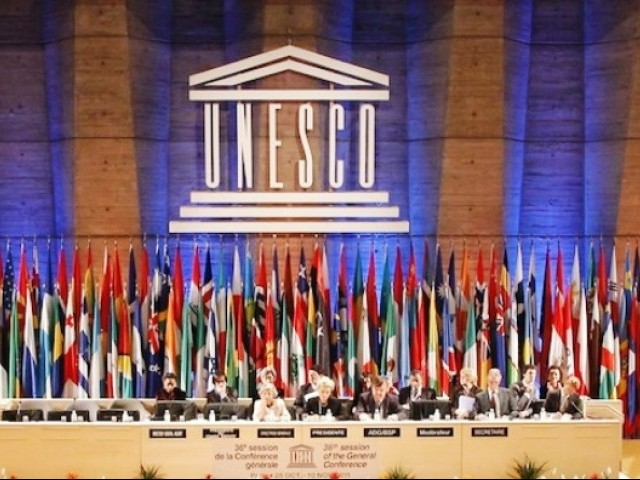 Unesco Islamabad Representative Vibeke Jensen emphasised that the initiative meant to encourage and inspire academics, particularly in Pakistan and other countries of the Asia-Pacific region, towards harmonising the engineering qualification standards to international standards.  PHOTO: REUTERS