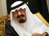 Saudi Arabia's King Abdullah bin Abdulaziz Al Saud was hospitalised in December suffering from pneumonia and had been breathing with the aid of a tube. PHOTO: AFP