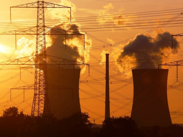 PAEC claims nuclear power the most cost-efficient energy source for Karachi. STOCK IMAGE