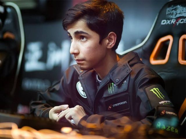 Sumail Hasan wins $1.2m tournament in China with team Evil Geniuses. PHOTO: https://www.facebook.com/demondoto