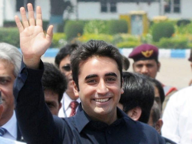 Several officials scheduled to have meeting with Bilawal . PHOTO: AFP