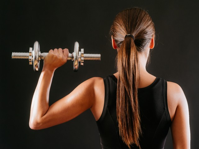 No disrespect to cardio, but if you want to blast fat, get in shape, and rock everything that comes your way, both in and out of the gym, strength training is what you're looking for.  PHOTO: SHUTTERSTOCK