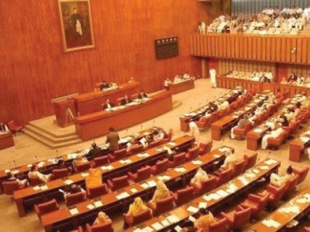 Presidential ordinance restricts the representatives from FATA to just one vote instead of four votes. PHOTO: EXPRESS