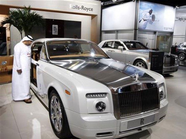 Image result for dubai cars pic