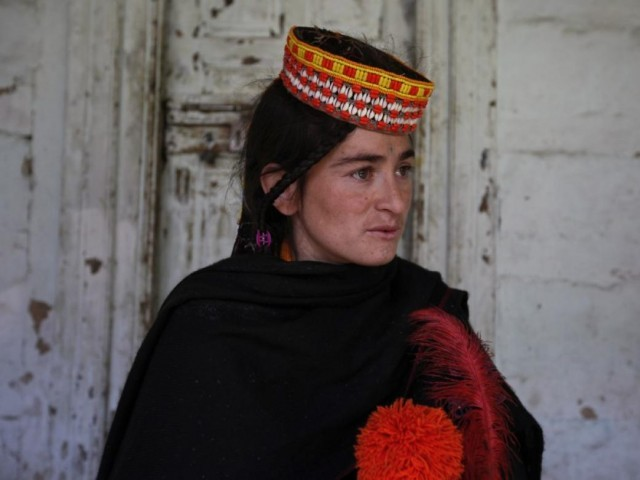 Menstruating women are required to go into seclusion in a separately built facility called a Bashalani. PHOTO: REUTERS