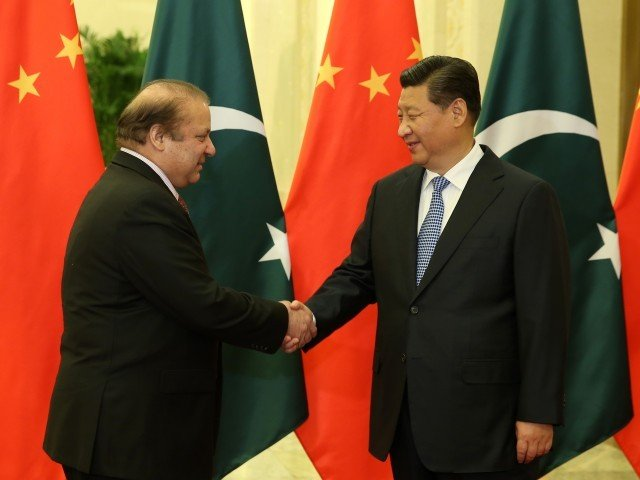 President Xi assured Islamabad of Beijing's support if ties with Arab world unravelled. PHOTO: SOUTH ASIAN DAILY