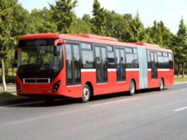 A total of 15 cities started BRT operations in 2010, 49 have BRT under construction while 31 are starting to plan. PHOTO: pcq.com.pk