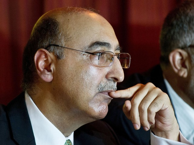 Giving India the MFN status would have further sharpened the trade imbalance in favour of India, says Basit. PHOTO: AFP