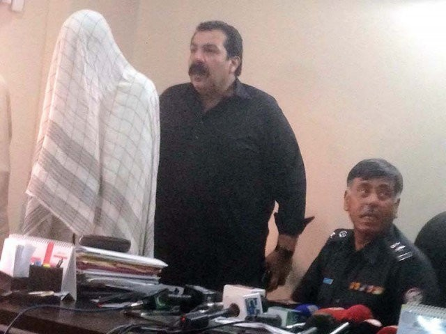 The petitioner said that law enforcers had arrested him near Mukka Chowk in Azizabad on February 24. PHOTO: EXPRESS