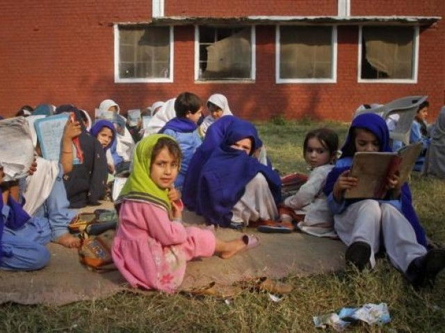 Some districts in the region have the worst gender imbalance in education in the entire country. PHOTO: REUTERS