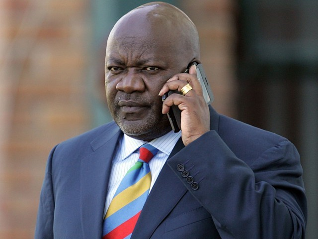 A file photo of Zimbabwe Cricket chairman Wilson Manase. PHOTO: AFP