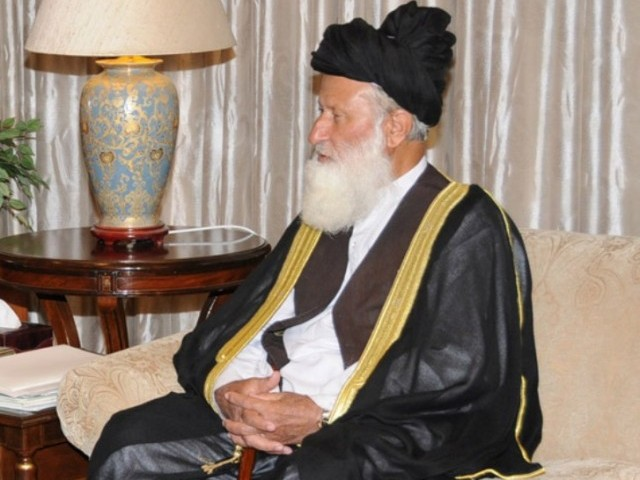 CII Chairman Maulana Muhammad Khan Shirani. PHOTO: PID
