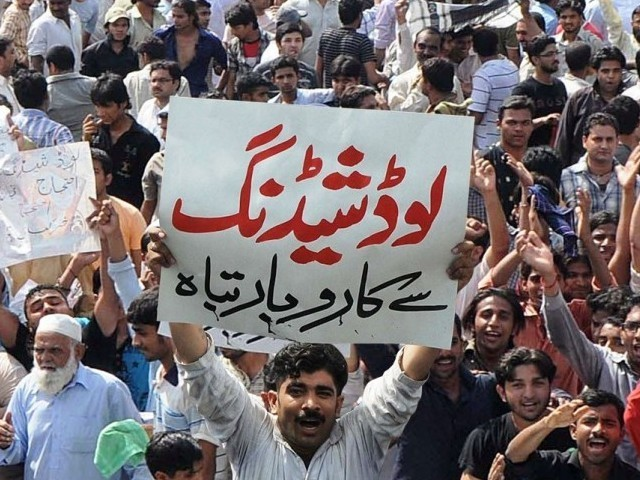 Powered up: Protest planned against prolonged outages in Swat