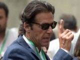 File photo of PTI chief Imran Khan. PHOTO: AFP