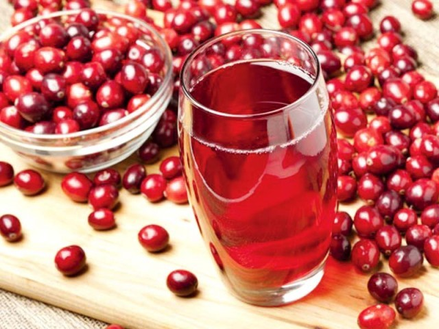 Polyphenols present in cranberries support the body's natural defences. PHOTO: FILE