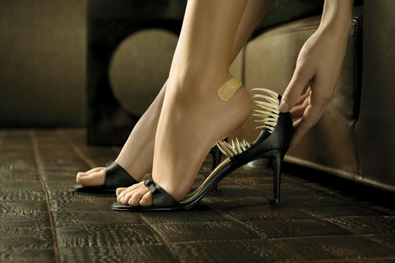 high heels prolonged use may be a step backward for the health of your feet photo uncommons