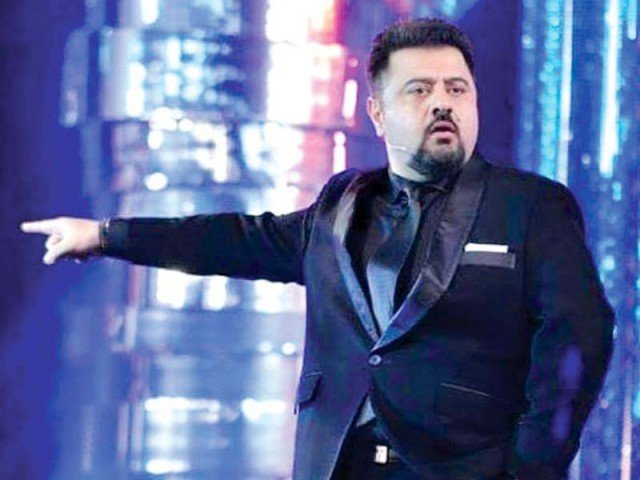 Butt had to tone down his dialogue delivery to meet the requirements of his role in JPNA. PHOTO: FILE
