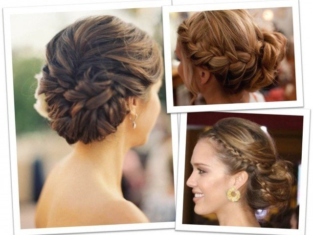 5 easy do it yourself hairstyles to make this eid the express tribune these hairdos dont require you to step out of your house or spend a solutioingenieria Choice Image