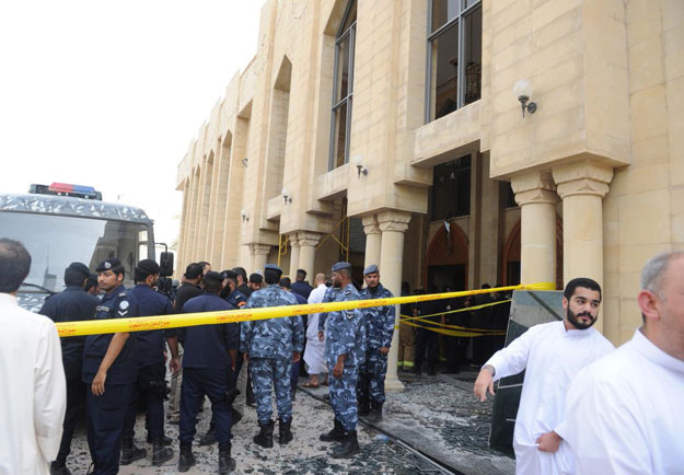 the attack carried out by a saudi was the worst in kuwait 039 s history photo afp