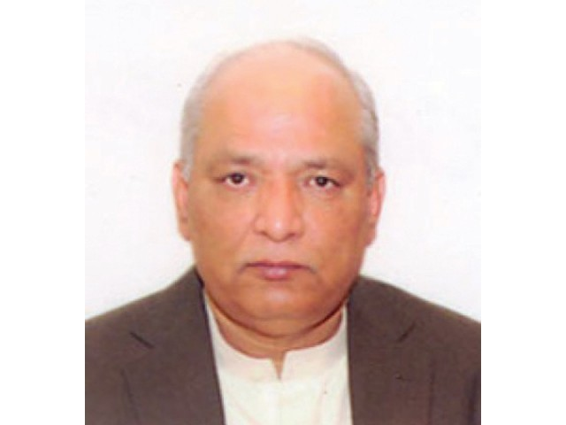 Mushahidullah Khan says industrialised world largely responsible for current situation. PHOTO: EXPRESS FILE