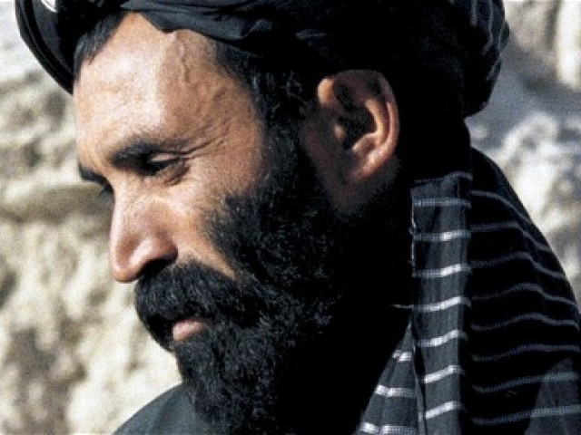 Taliban leader Mullah Omar. PHOTO: REUTERS