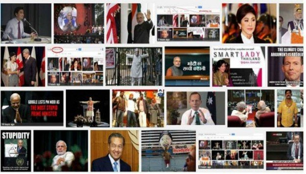 Google Lists Modi Among Worlds Most Stupid Prime Ministers The