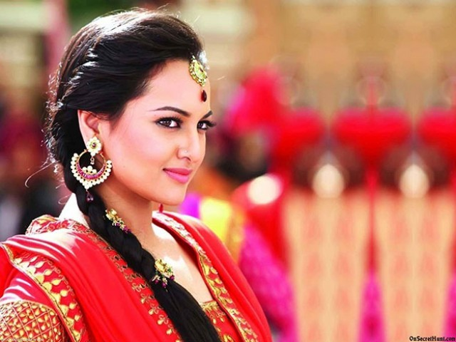 This is not the first time Sonakshi would be doing a movie based on the underworld. PHOTO: PKMART