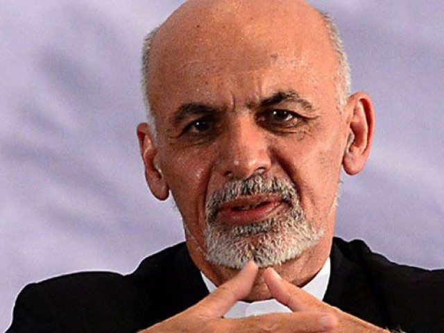 Afghan President Ashraf Ghani. PHOTO: FILE
