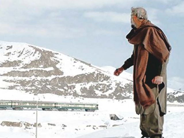 the film clearly avoids cliches usually inherited by Pakistani films from Bollywood. PHOTO: PUBLICITY