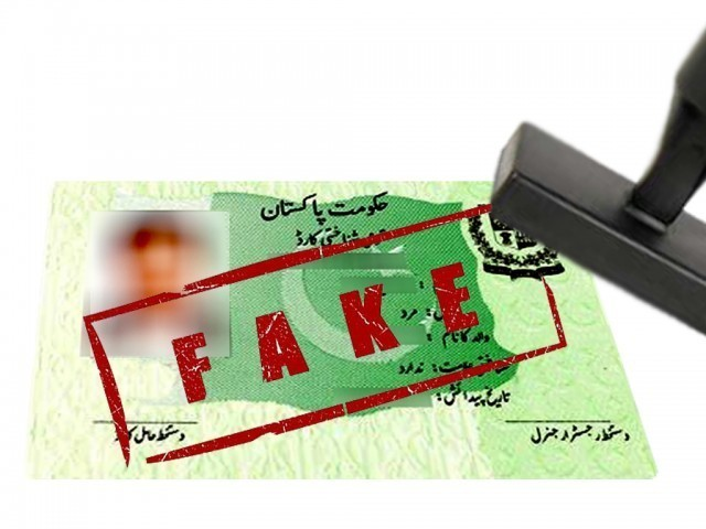 Official says NADRA Karachi refused to cooperate with investigators. DESIGN: SUNARA NIZAMI