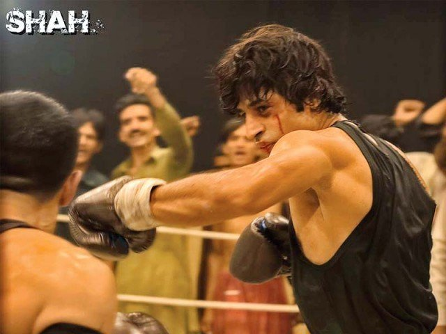 The film is based on the life of Pakistani Olympian boxer Hussain Shah. PHOTOS: PUBLICITY