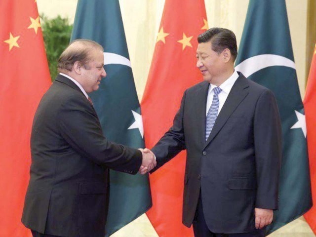 In 2014 China imported goods worth $2 billion globally in which the share of Pakistan was just 0.2%. PHOTO: FILE