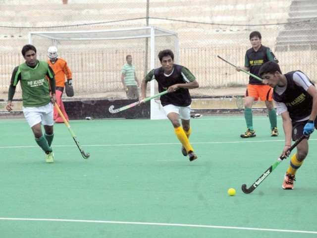Pakistan hockey will have another shot at reviving itself under the new management led by Brigadier (retd) Khalid Sajjad Khokar. PHOTO: FILE