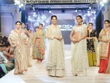 Misha Lakhani's 'Nowruz' collection at last year's PLBW. PHOTO: PUBLICITY