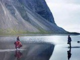 Shah Rukh and Kajol finished shoot a song in Iceland just last week. PHOTO: TWITTER